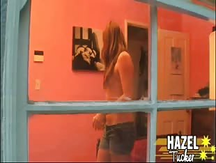 Spying on Hazel Tucker