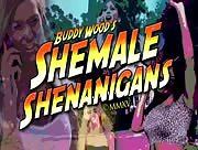 Shemale Shenanigan Dvd  Sneak Peak
