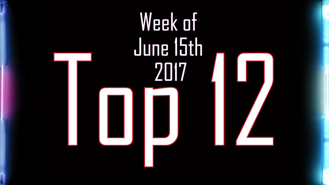 Top 12 Grooby Girls Week of 15th June: