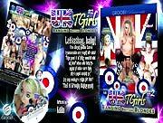 Banging British Blondes Uk-Tgirls 2 DVD Trailer