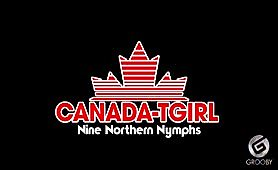 Canada Tgirl - 9 Northern Nyphs DVD Trailer