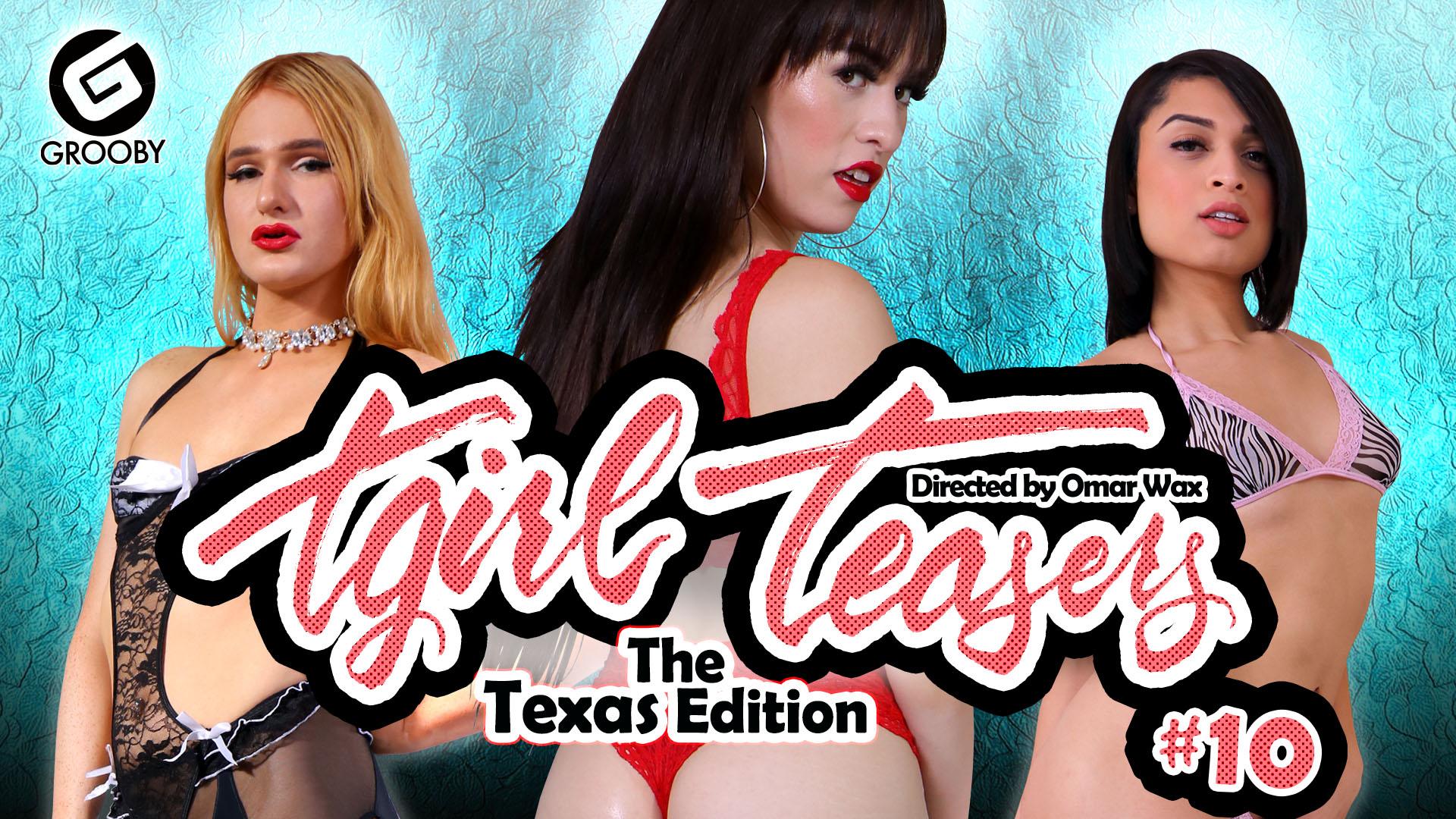 Tgirl Teasers 10 Texas Edition -DVD Trailer