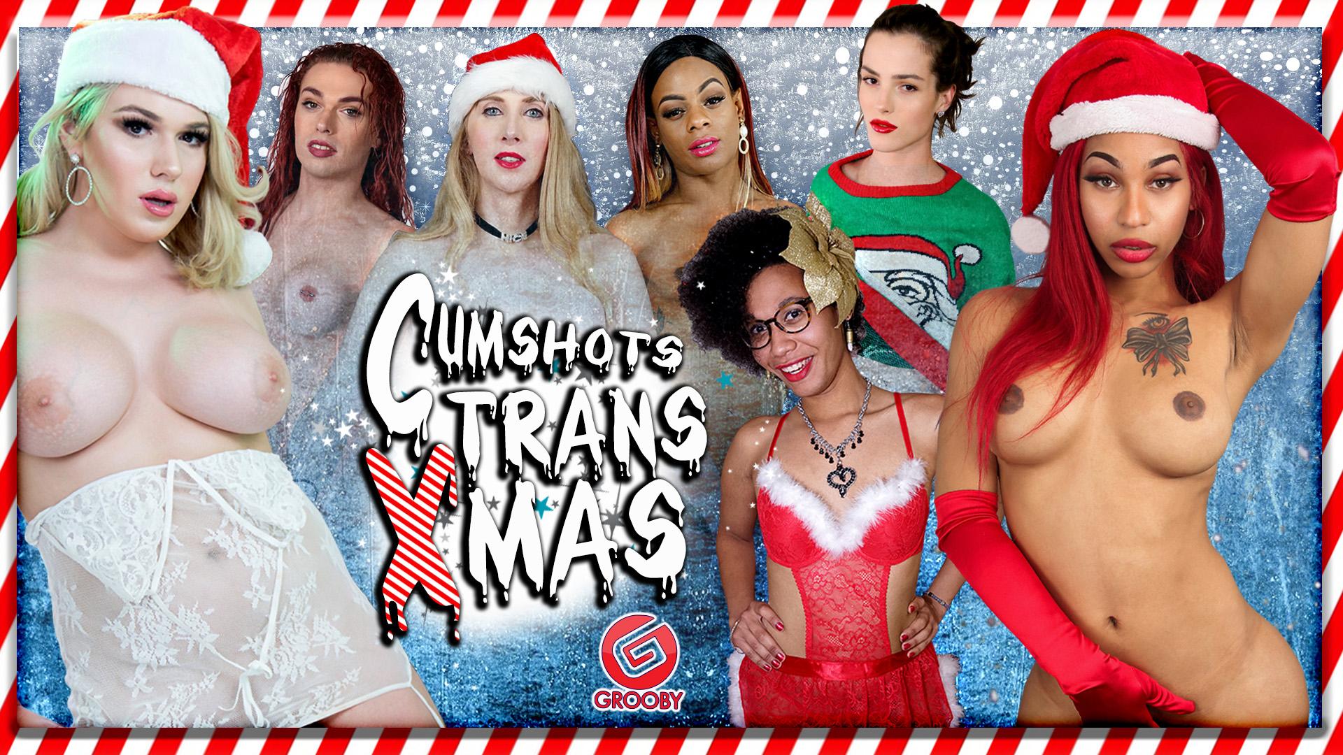 Trans Xmas Cumshots - DVD Trailer