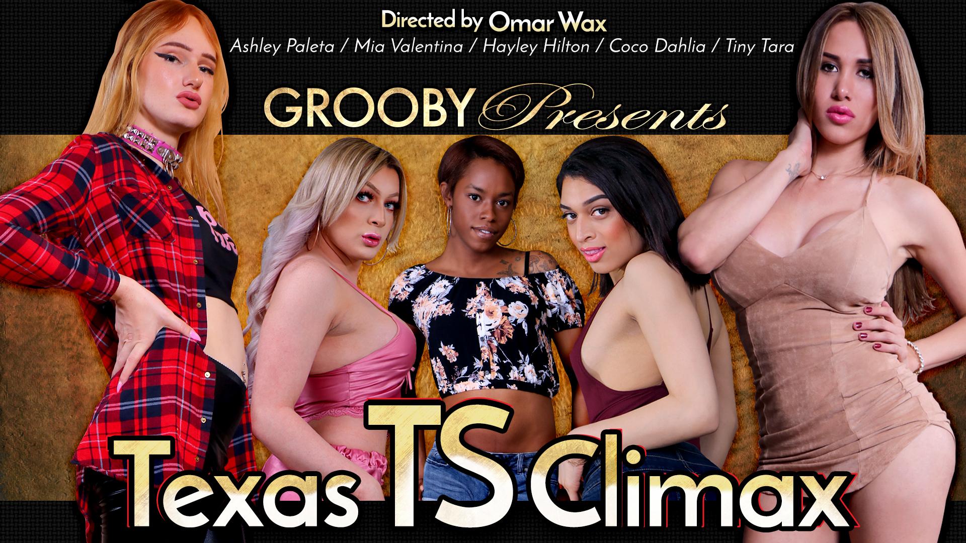 Texas TS Climax DVD Trailer