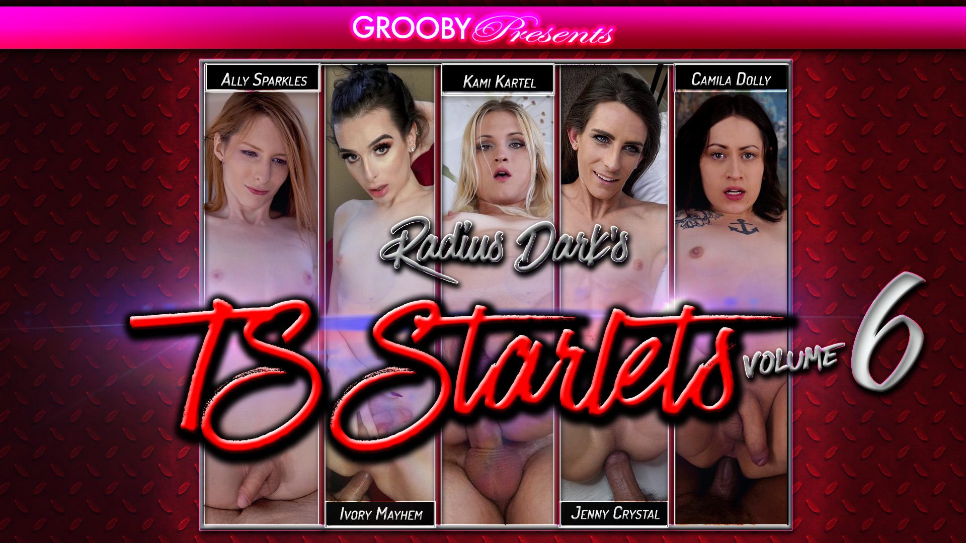 TS Starlets 6 DVD Trailer