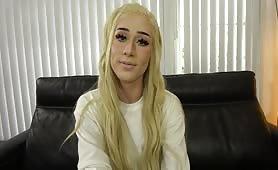 Meet Hot Blonde Jenna Gargles!