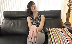 Ruby Bunny Ts Casting Couch Debut