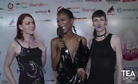 TEA2019 Lycha & Lilly RedCarpet