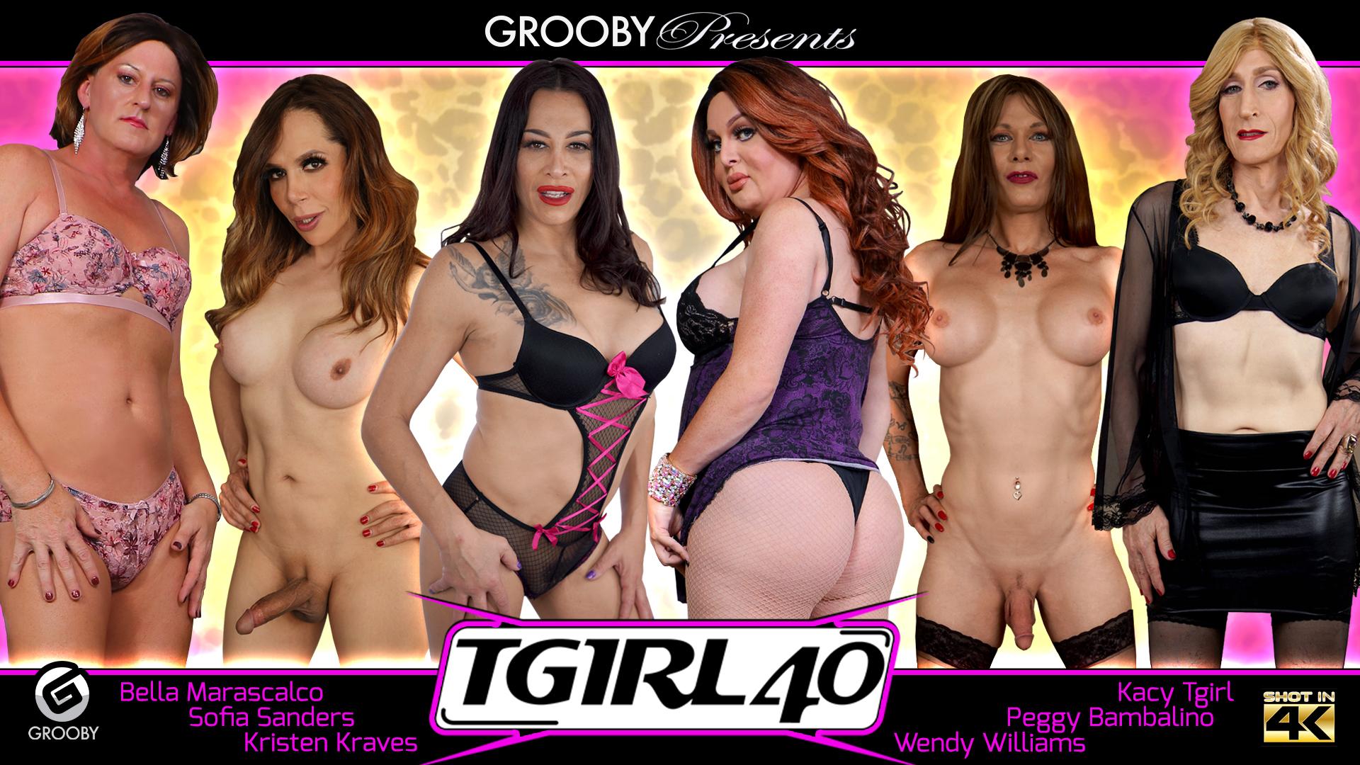 Tgirl 40 - DVD Trailer
