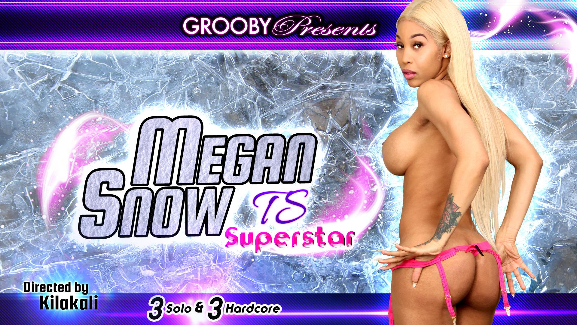 Megan Snow TS Superstar DVD Trailer