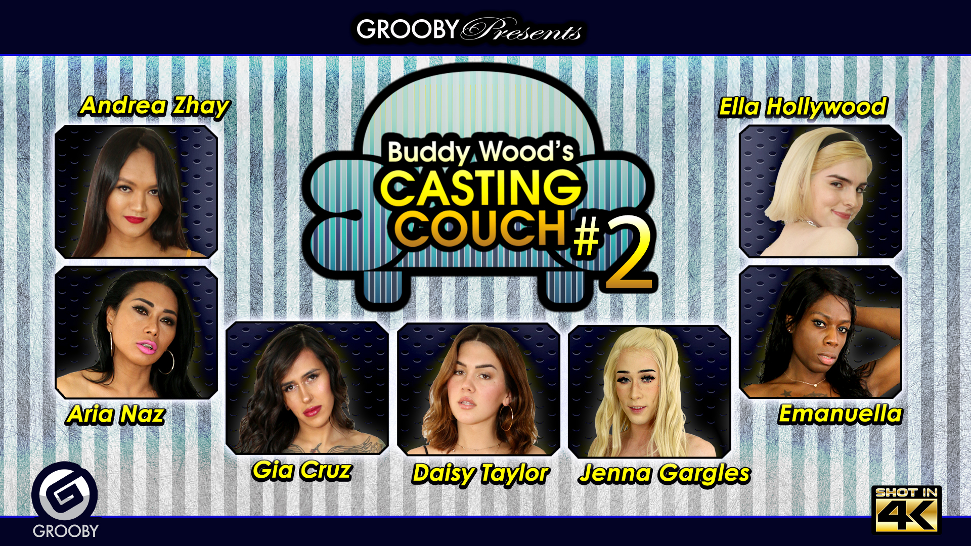 Buddy Woods Casting Couch 2 - DVD Trailer