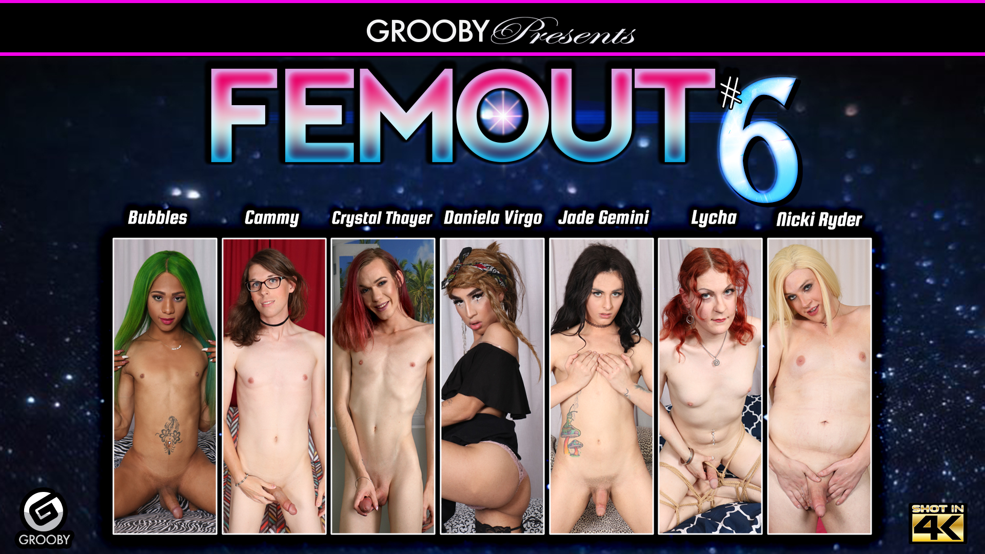 Femout #6 - DVD Trailer