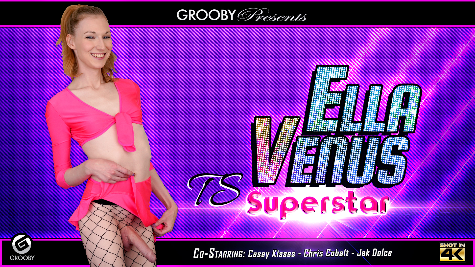 Ella Venus TS Superstar DVD Trailer
