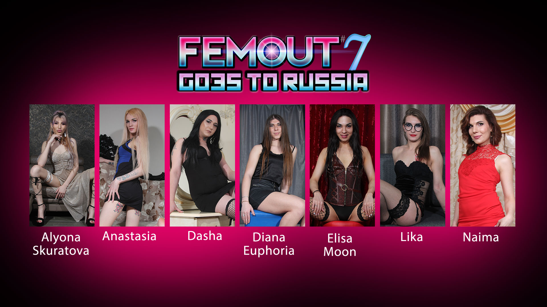 Femout #7: Goes to Russia DVD Trailer
