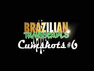 Brazilian Transsexuals: Cumshots #6 DVD Trailer