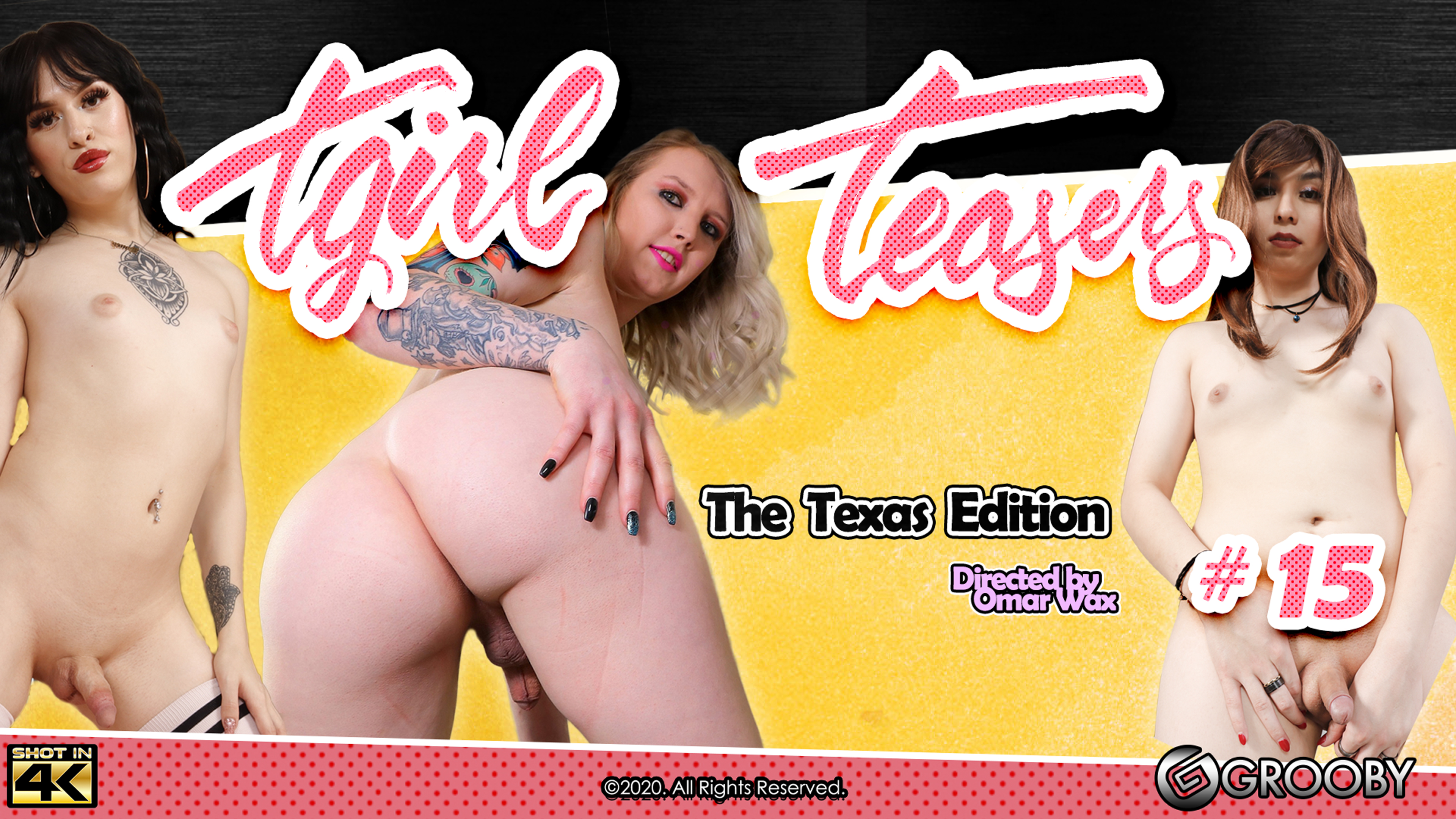 Tgirl Teasers #15 DVD Trailer